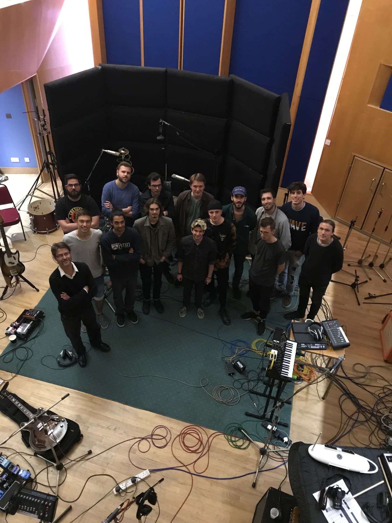 Abbey Road Institute students & bands