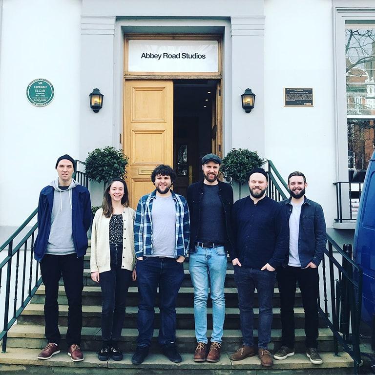 Abbey Road Studios ReverbNation Joel Bailey